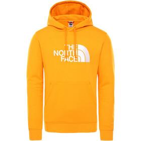 The North Face Drew Peak Sudadera con capucha Hombre, amarillo/blanco